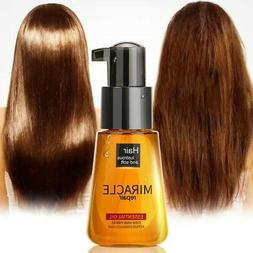 Morocco Argan Oil Pure Multi-functional Hair Care Essential