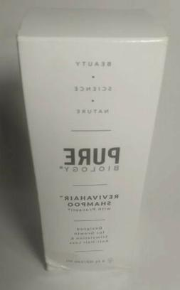 New Pure Biology Reviva Hair Stimulating Growth Shampoo Anti