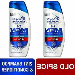 Head and Shoulders Old Spice Pure Sport 2 in 1 Pure Sport Da