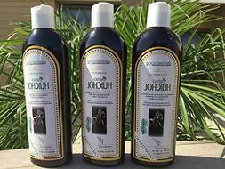 6-bottles -Indio-Huichol-Organic-Shampoo-Herbs-Mexican-Treat