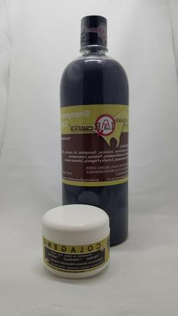 Yeguada La Reserva Shampoo & Colageno 60gr All Natural Anti