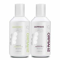 Shapiro MD Shampoo and Conditioner for Hair Regrowth All-Nat