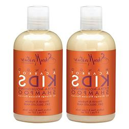 SheaMoisture Mango & Carrot KIDS, Extra-Nourishing Shampoo,